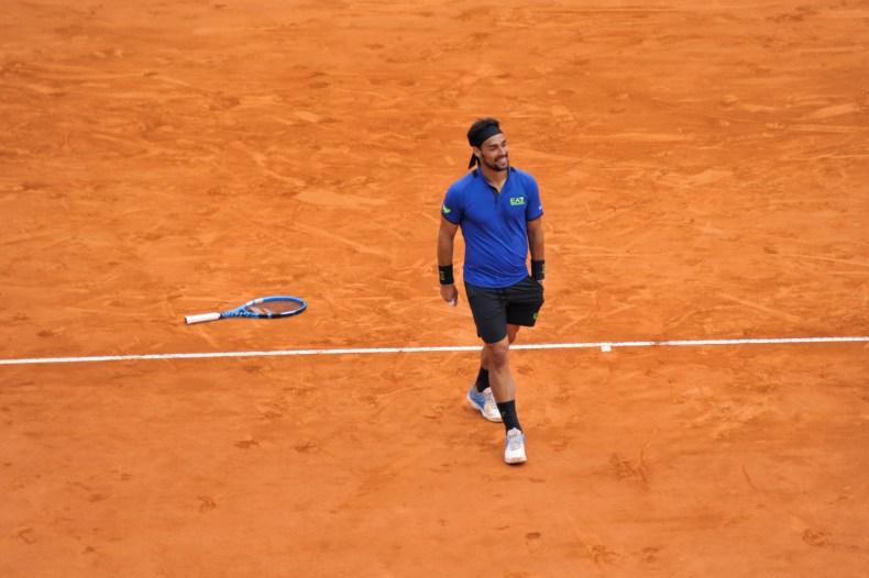 Fabio Fognini ATP Campeão Masters Monte-Carlo 2019