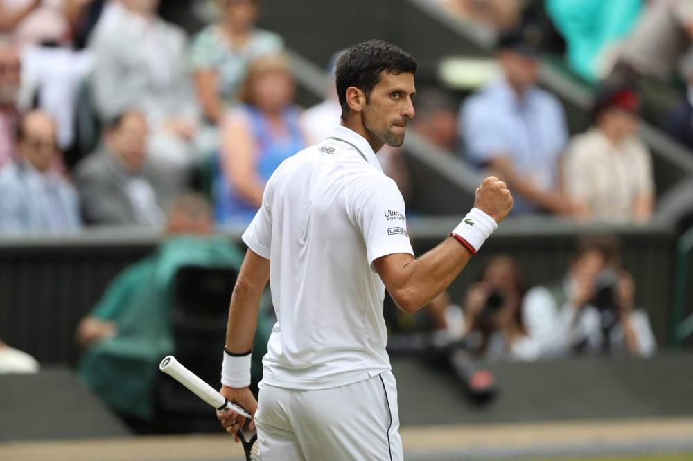 Novak Djokovic 2019 Wimbledon