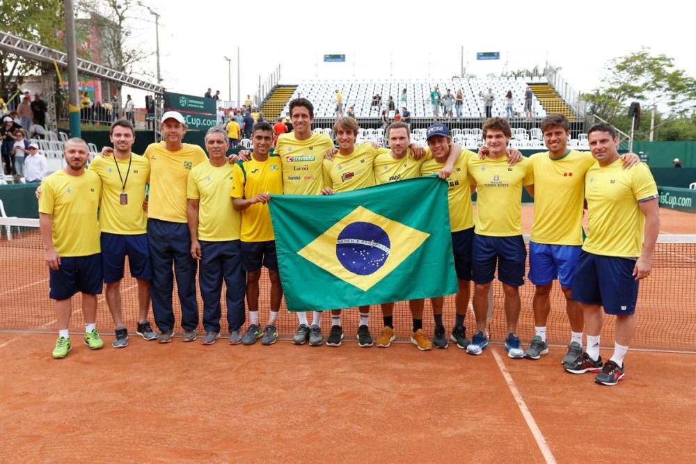 Brasil Copa Davis 2019