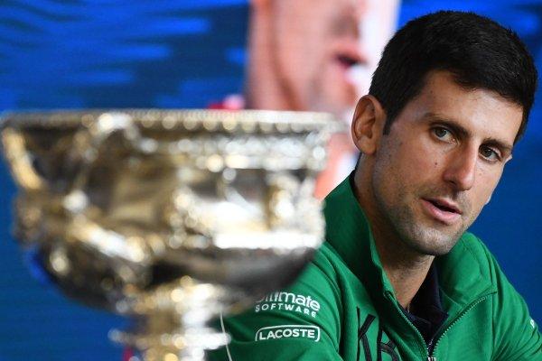 A capacidade mental de Novak Djokovic