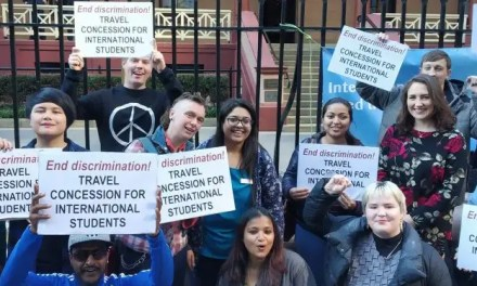 Travel costs concession row rekindles in NSW, Australia