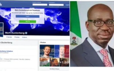 Facebook partners with Edo State Government