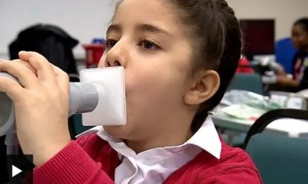 3000 primary school children in London used in a new finding to reduce air pollution