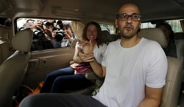 Indonesia frees Canadian educator accused of using magical powers to sexually-abuse children