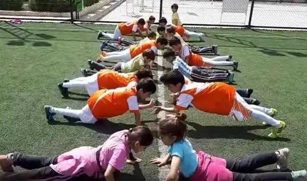 Top 5 Physical Education (PE) Games, Physical Fitness, Yoga