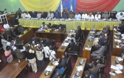 Nigerian Senate holds public hearing on Anti-Sexual harassment Bill