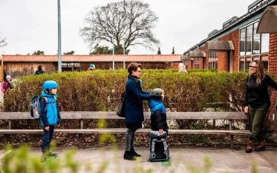 COVID-19 Education News: Toddlers and schoolchildren return to school in Europe
