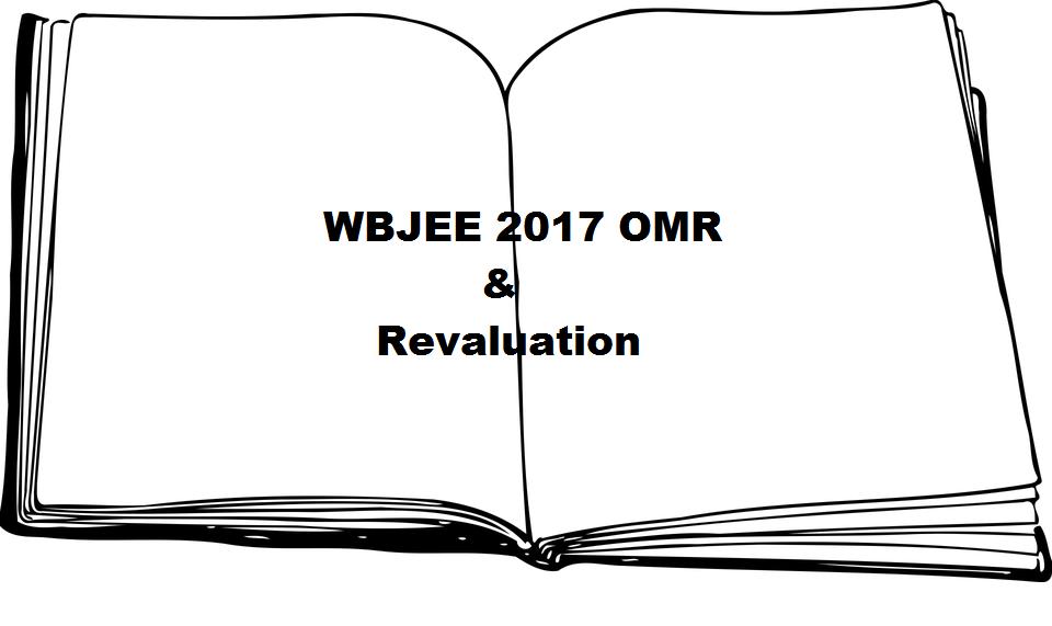 WBJEE 2017 OMR