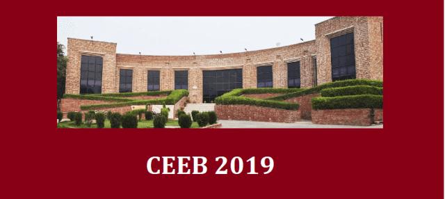 CEEB 2019