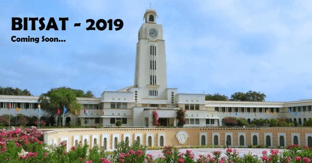 bitsat 2019
