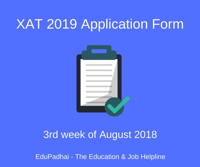xat 2019 registration