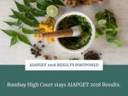 Bombay high court stays AIAPGET 2018 Results