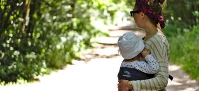 [Portage 2/3] Dans quelle position porter son bébé ?