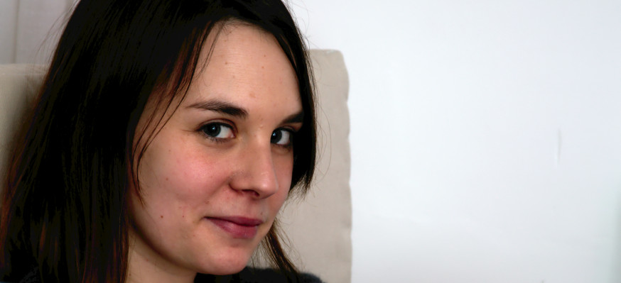 Déborah, éducatrice de jeunes enfants