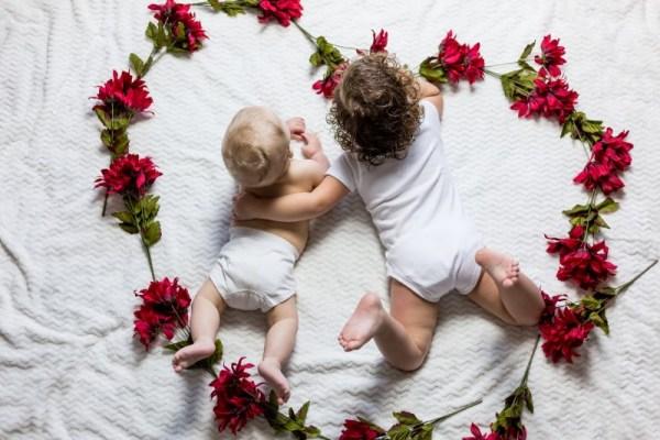 Harmonie familiale entre deux frères