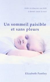 Livre Un sommeil paisible et sans pleurs