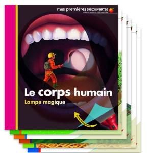 Collection Livres Mes premières découvertes - Gallimard jeunesse