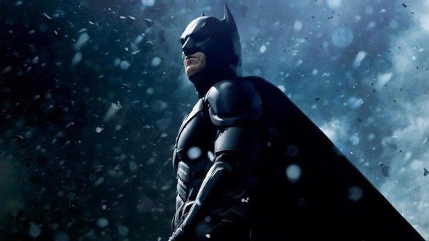 The dark knight rises (DC Comics)