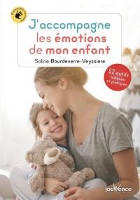 Livre J'accompagne les émotions de mon enfant