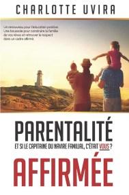 Livre Parentalité affirmée - Charlotte Uvira