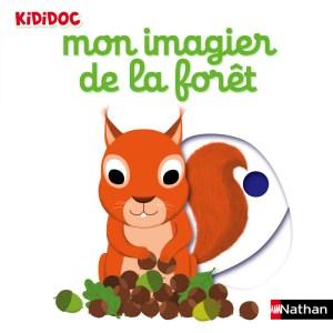 Livre Mon imagier de la forêt - Kididoc