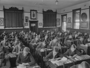 1960s Classroom