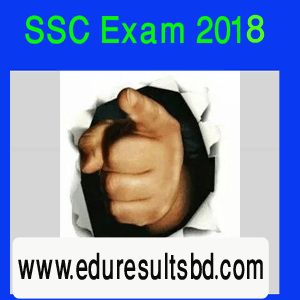 SSC Exam Routine 2019