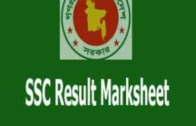 SSC Result 2019 Markheet