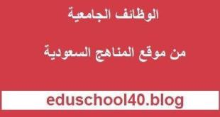 كلية الصحة العامة تعلن أسماء المرشحات لوظائف (معيد) وموعد الاختبار التحريري 1440 هـ
