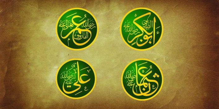 من أهم فضائل الخلفاء الراشدين انهم كانوا من السابقين للإسلام