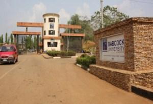 Babcock University Admission Form