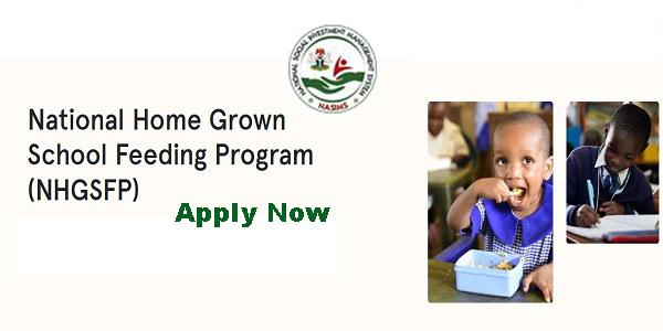 NHGSFP Application Form