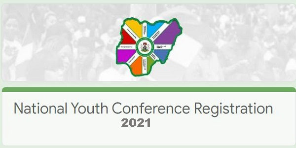 National Youth Conference Registration 2021