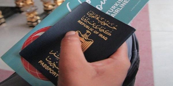 How To Get Iraq Passport VISA
