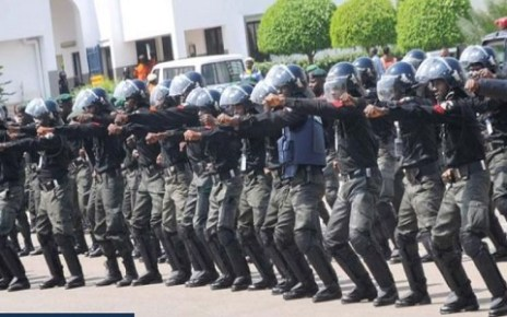 Nigeria Police Constable Recruitment