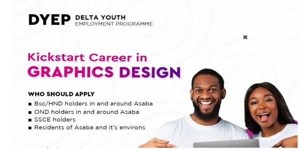 Asaba Graphic Design and Soft Skills Training