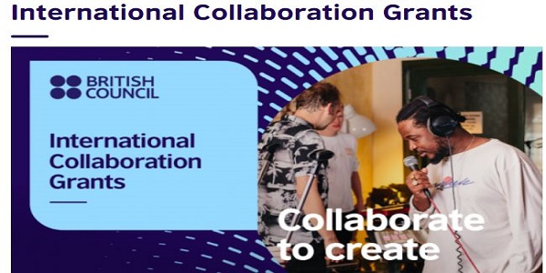 British Council International Collaboration Grants
