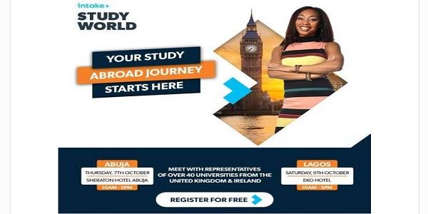 Register for Free Physical Consultation with UK & Ireland University