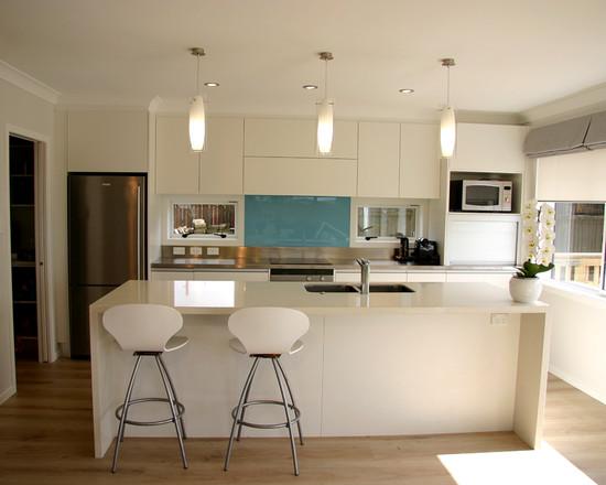 Model lemari dapur terbaru