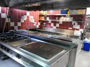 Excellent kitchen facilities at KDU University College Penang