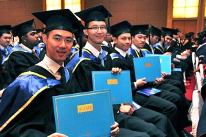 More than 45,000 students have graduated from KDU