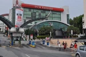 UCSI University at Taman Connaught, Cheras, Kuala Lumpur