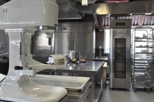 Prep Kitchen at HELP College of Arts & Technology