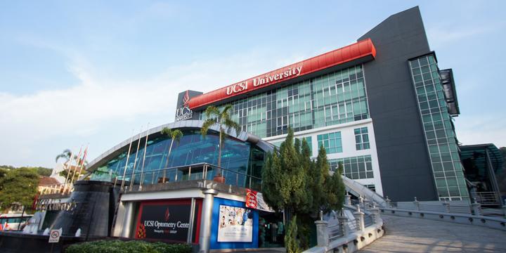 UCSI University campus