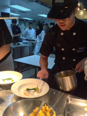 EduSpiral gave me all the information I needed to help me make the best decision. Now, I am studying my passion. Wei Kang, Culinary Arts at KDU University College