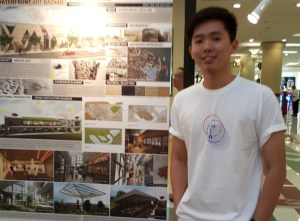 I met EduSpiral a few years ago after completing my Diploma at LKW. I wanted to continue my degree at a better university & EduSpiral showed the number of awards won by First City UC for interior design which convinced me. Jun Hao, Graduated with Interior Architecture & Design at First City University College