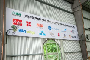 OJT Partners with Nilai University's Aircraft Maintenance Programme