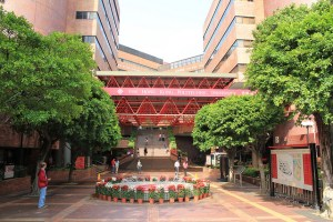 Hong Kong PolyU campus