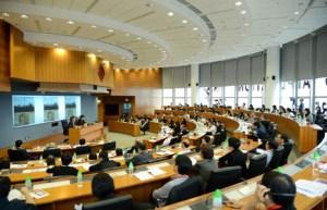Hong Kong PolyU lecture hall