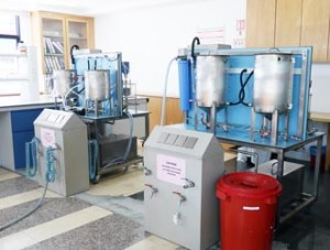 Petroleum Engineering lab at UCSI University